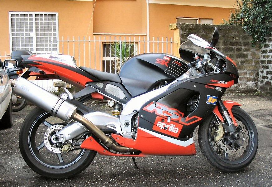 Foto delle mie moto (mancano le prime 6 purtroppo…)