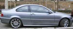 bmw 330cd: coupè BMW