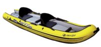 canoa gonfiabile sevylor kayak