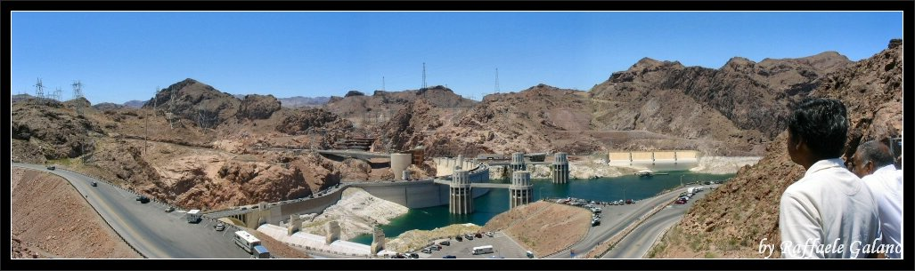 hooverdam, la diga in USA