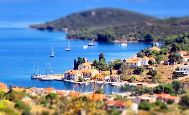 Grecia con famiglia, fra le isole di Cefalonia e Itaca