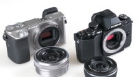 mirrorless camera: sony alpha 6000 vs olympus em10